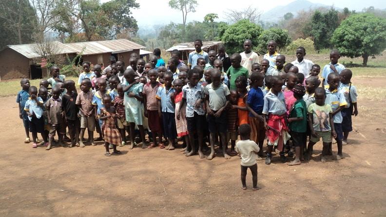 Kinder an der St. Veronica School