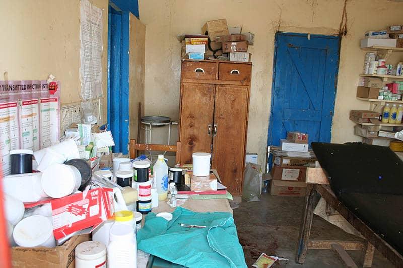 medizinische Versorgung North Horr