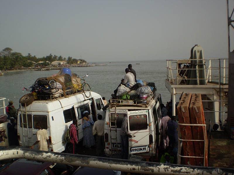 Impressionen Markt Gambia 3