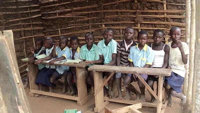 Kinder St Veronica School Kibaale Uganda3