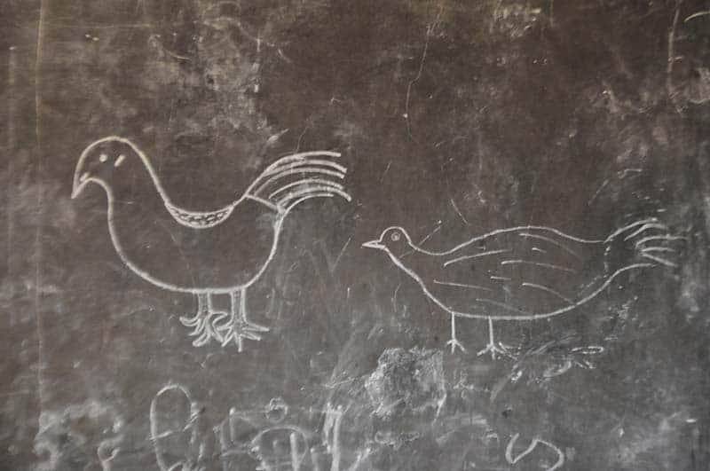 Klassenzimmer Tafel Bilder