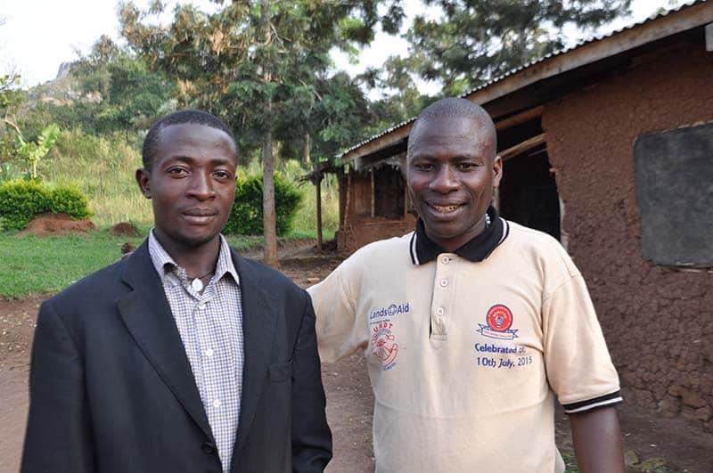Lehrer und Direktor St Veronica School