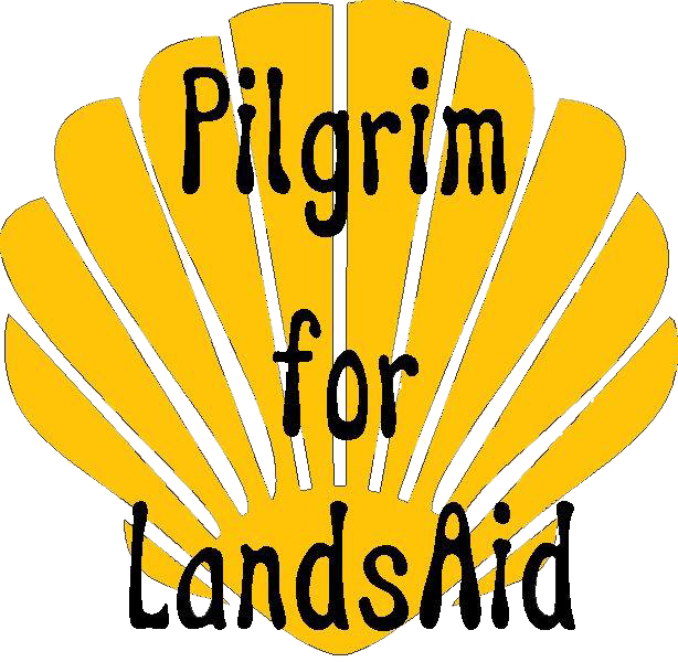 Logo Pilgrim for LandsAid