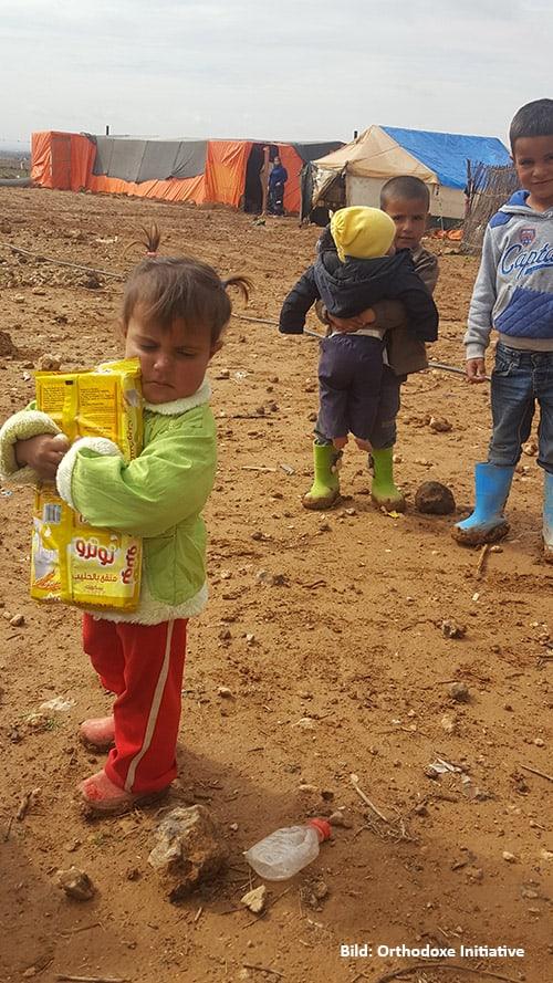 Flüchtlingslager Jemen