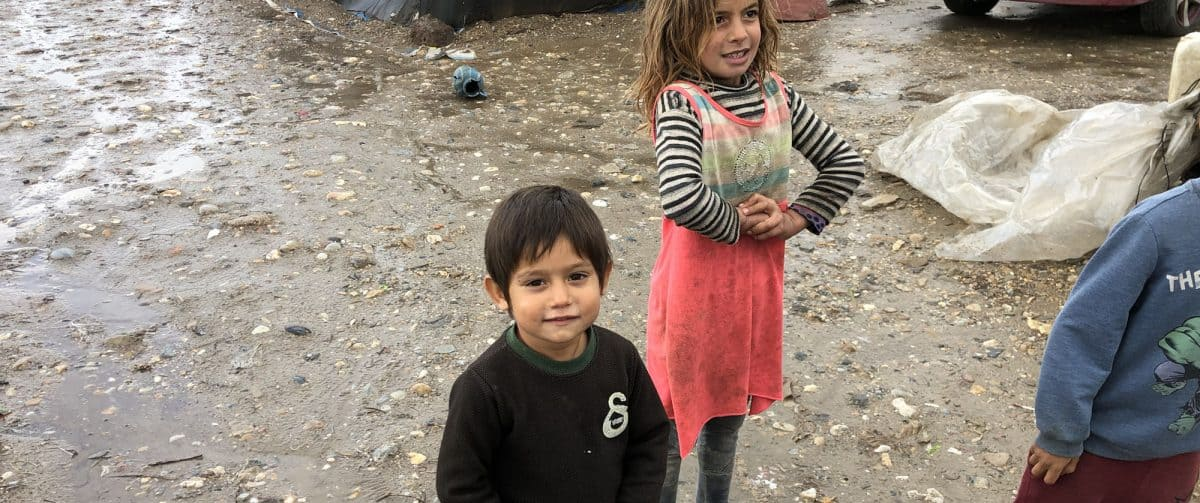 Flüchtlinge in der Türkei 1